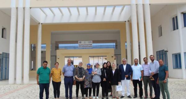 Visite de la Directrice de la TIKA Tunisie à l'ISTIC