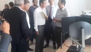 Visite de l'ambassadeur du Japon à l'ISTIC